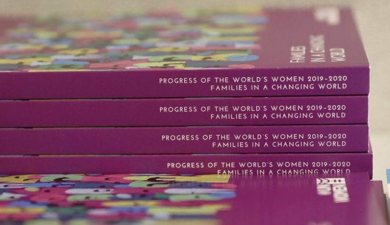 Image result for 'Progress of the world's women 2019–2020: Families in a changing world